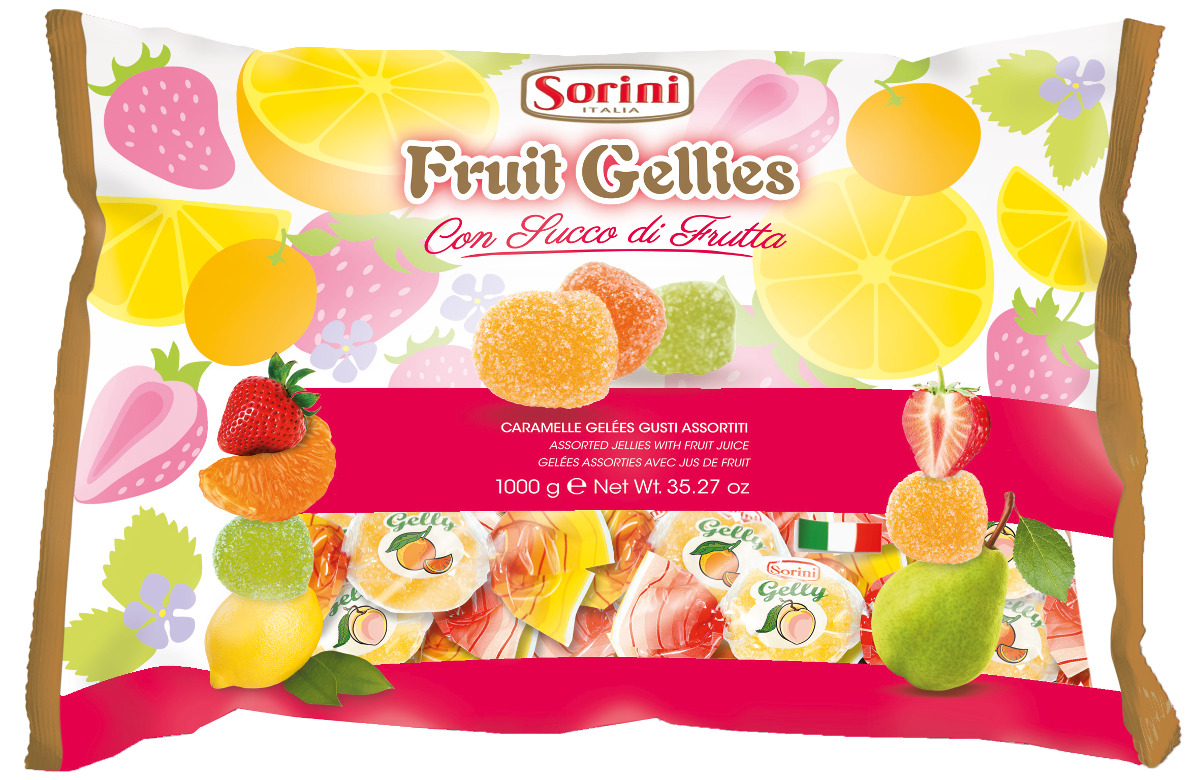 Fruit Gellies